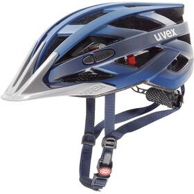 UVEX I-VO CC casco per bici blu